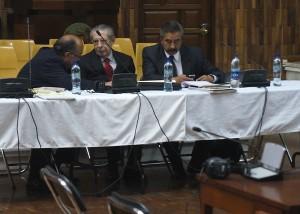 The trial of Gen. Ríos Montt, April 2013 / BEA GALLARDO SHAUL